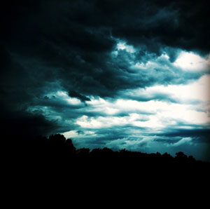 Chasing Storms - Sara Tantlinger photo