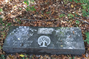 Tombstone - Sandra J. Lindow photo
