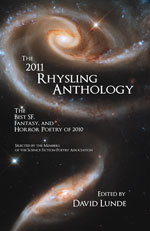 2011 Rhysling Anthology cover